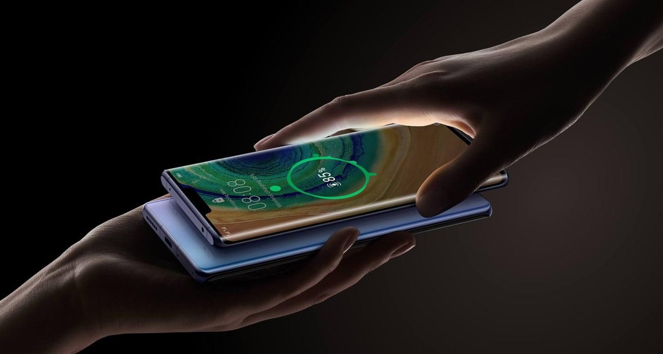 Huawei mate 30 pro bateria 4500 mAh 40W QI