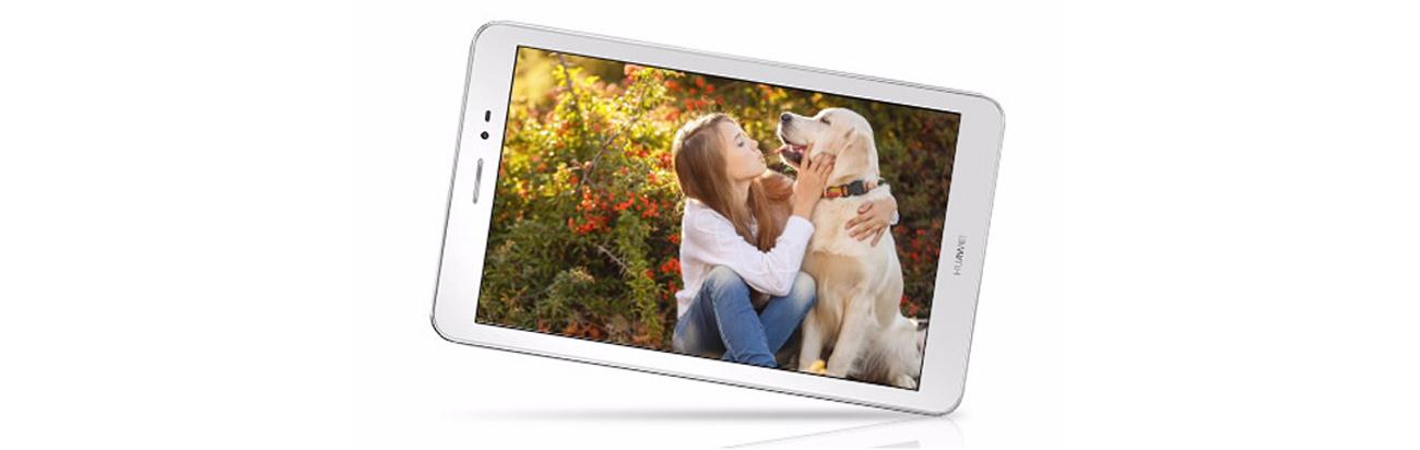 Huawei MediaPad T1 8.0 WiFi ekran HD IPS