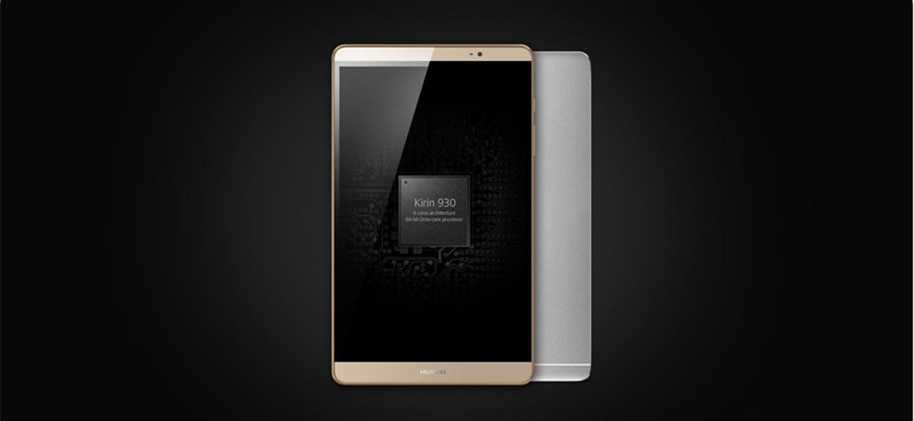 Huawei MediaPad M2 8.0 LTE ośmiordzeniowy procesor Kirin 930