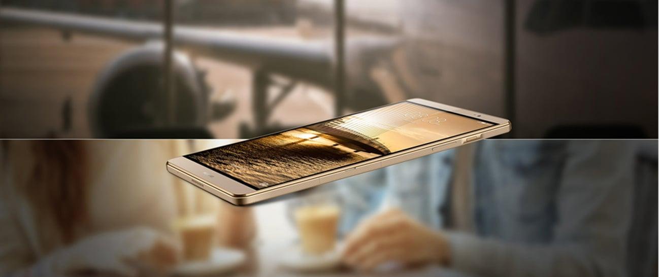 Huawei MediaPad M2 8.0 LTE szybka sieć 4G LTE