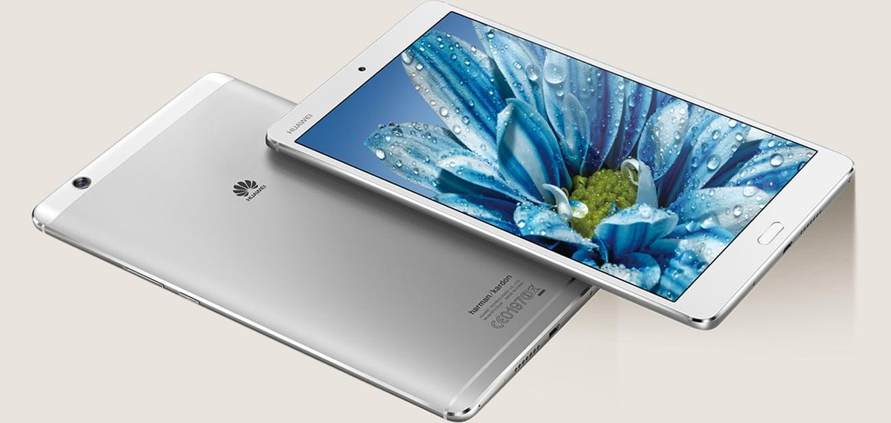 Huawei MediaPad M3 8.0 WiFi czytnik linii papilarnych