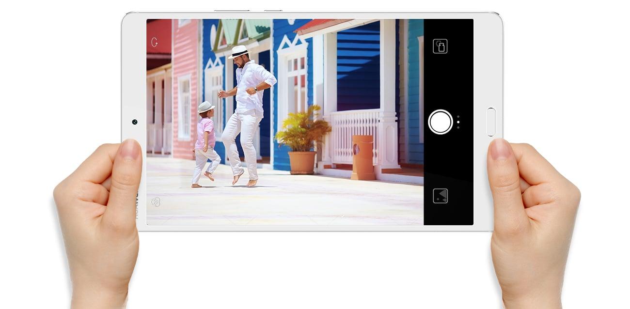 Huawei MediaPad M3 8.0 WiFi dwa aparaty 8 mpix