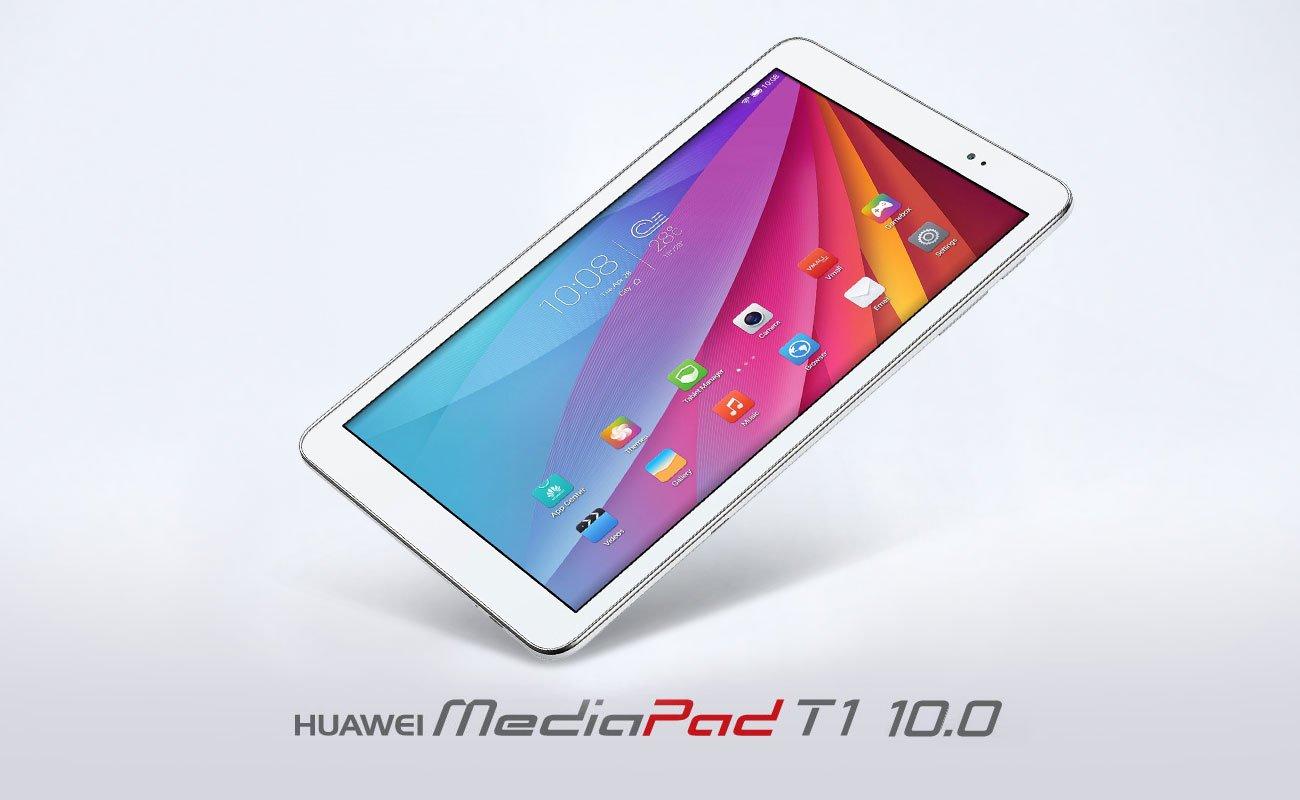 Huawei MediaPad T1 10 WiFi czterordzeniowy procesor Snapdragon 410