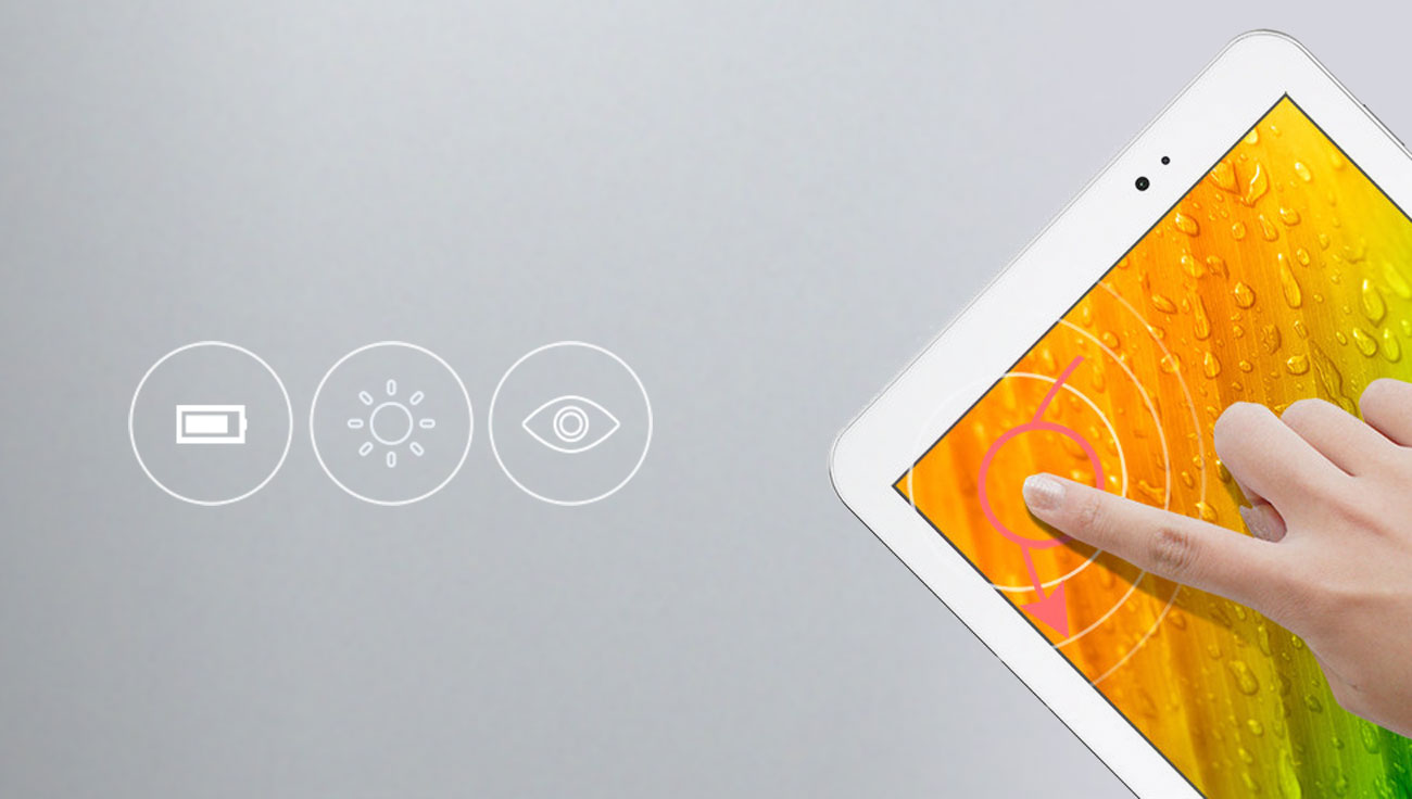 Huawei MediaPad T1 10 WiFi smart power