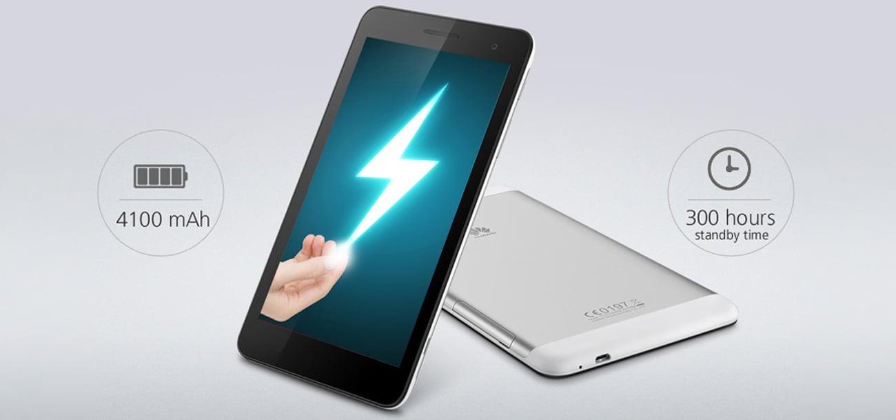 Huawei MediaPad T1 7.0 pojemna bateria 4100 mAh