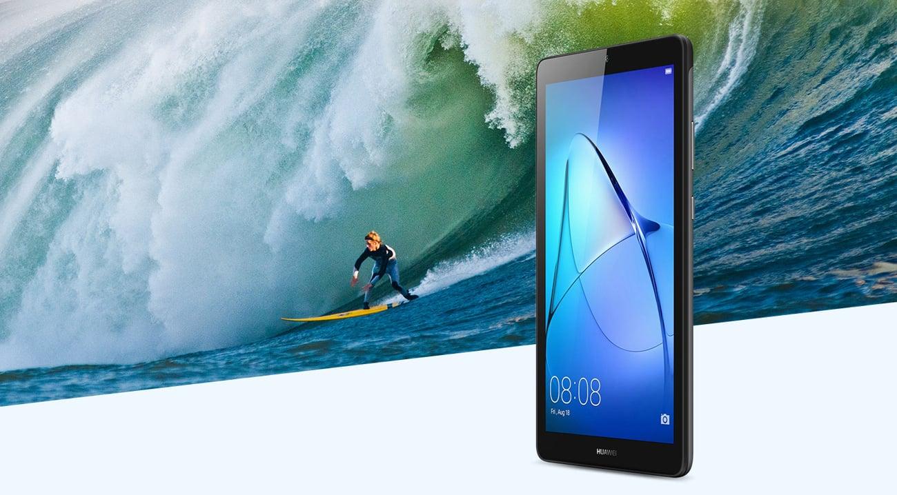 Huawei MediaPad T3 7.0 WiFi szybka sieć