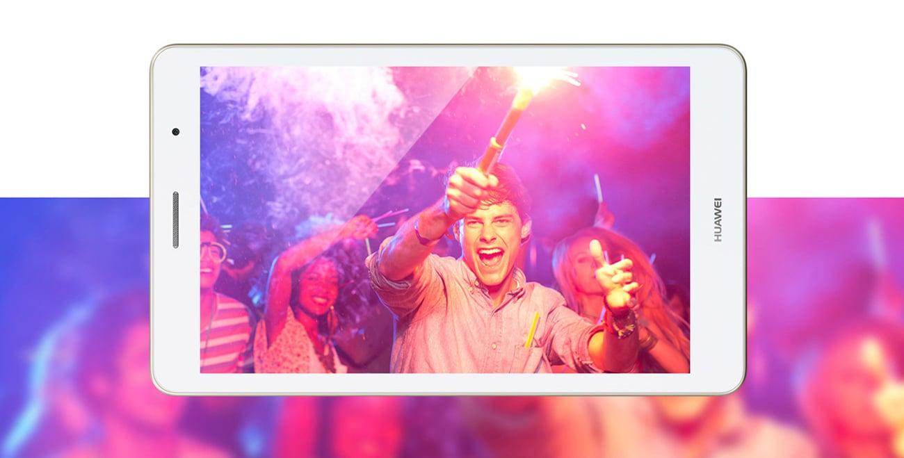 Szary Huawei MediaPad T3 8.0 LTE ekran 8'' IPS