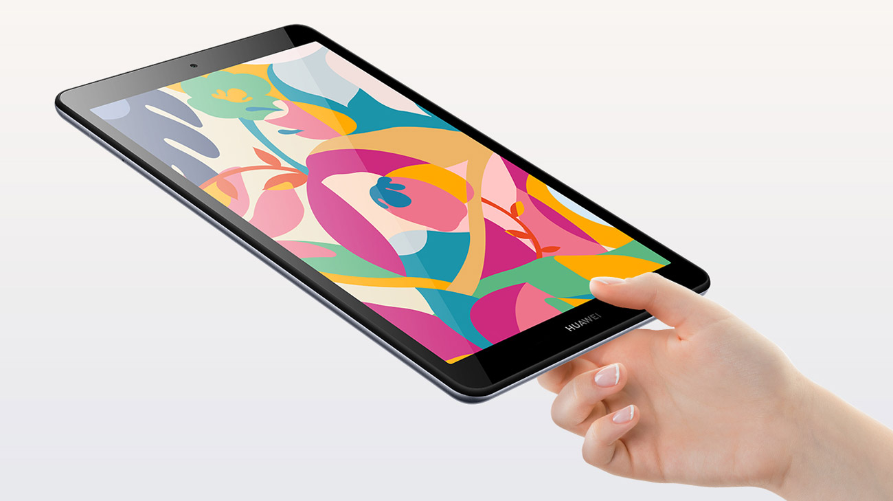 Huawei MediaPad M5 Lite 8 LTE ekran full hd ips
