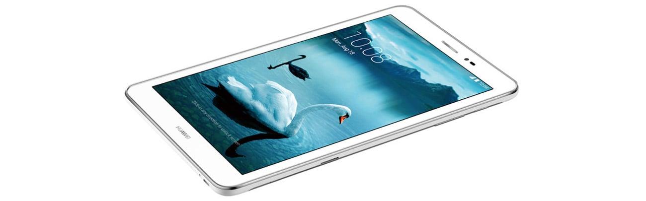 srebrny Huawei MediaPad T1 8.0 WiFi aluminiowa obudowa