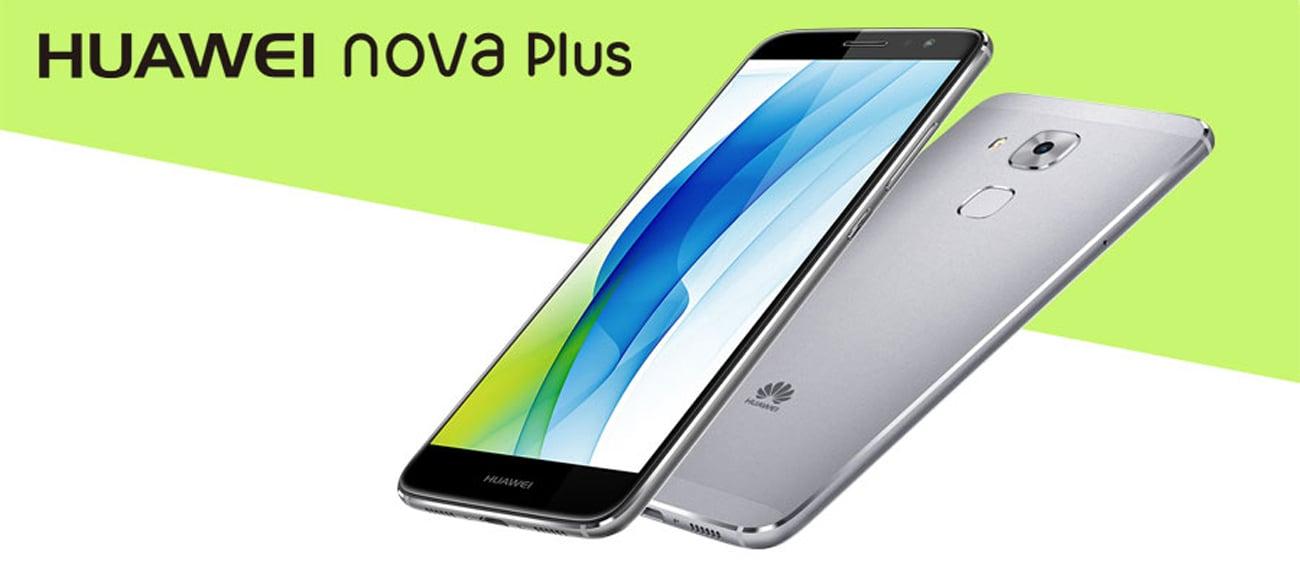huawei Nova Plus obudowa z aluminium i magnezu
