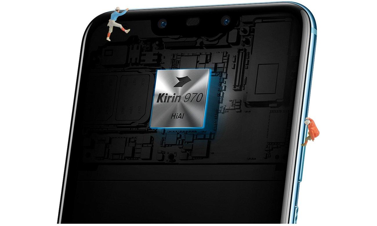 Huawei Nova 3 procesor kirin 970 AI