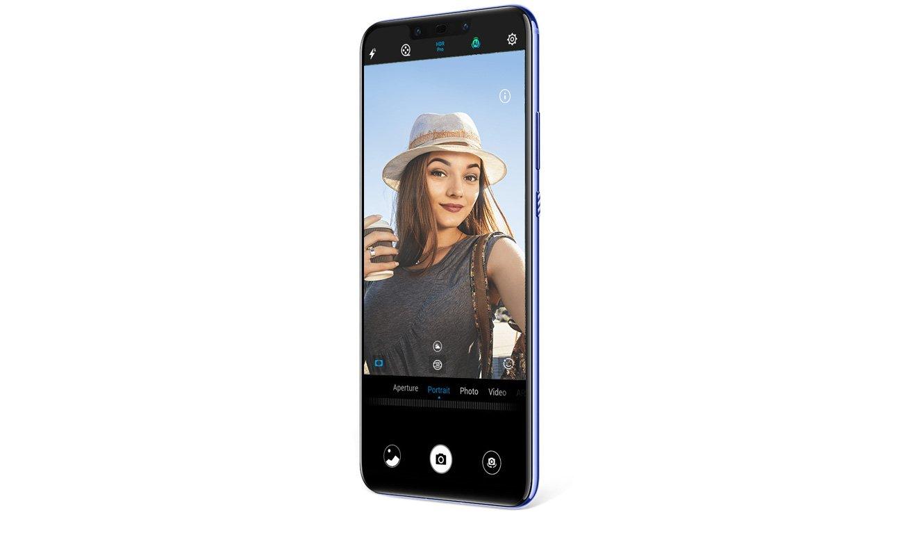 Huawei Nova 3 cztery aparaty z AI