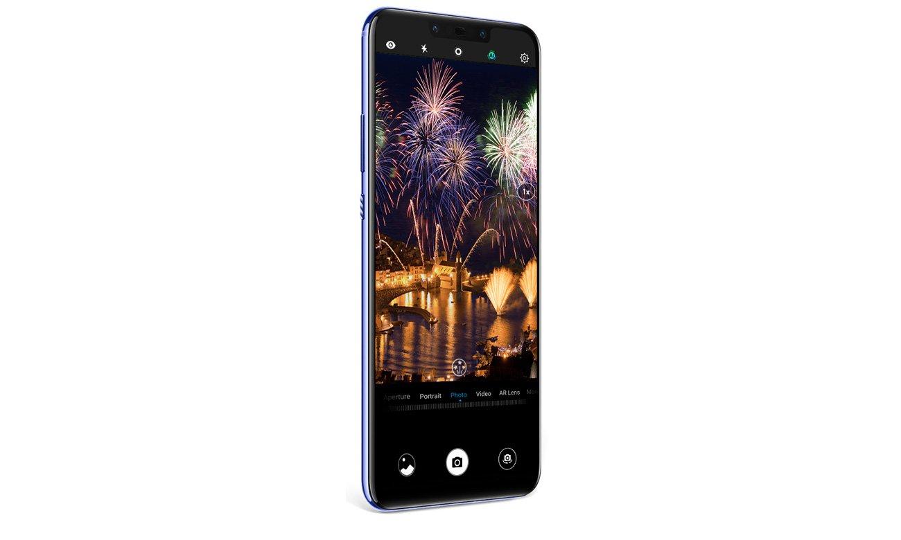 Huawei Nova 3 tryb hdr