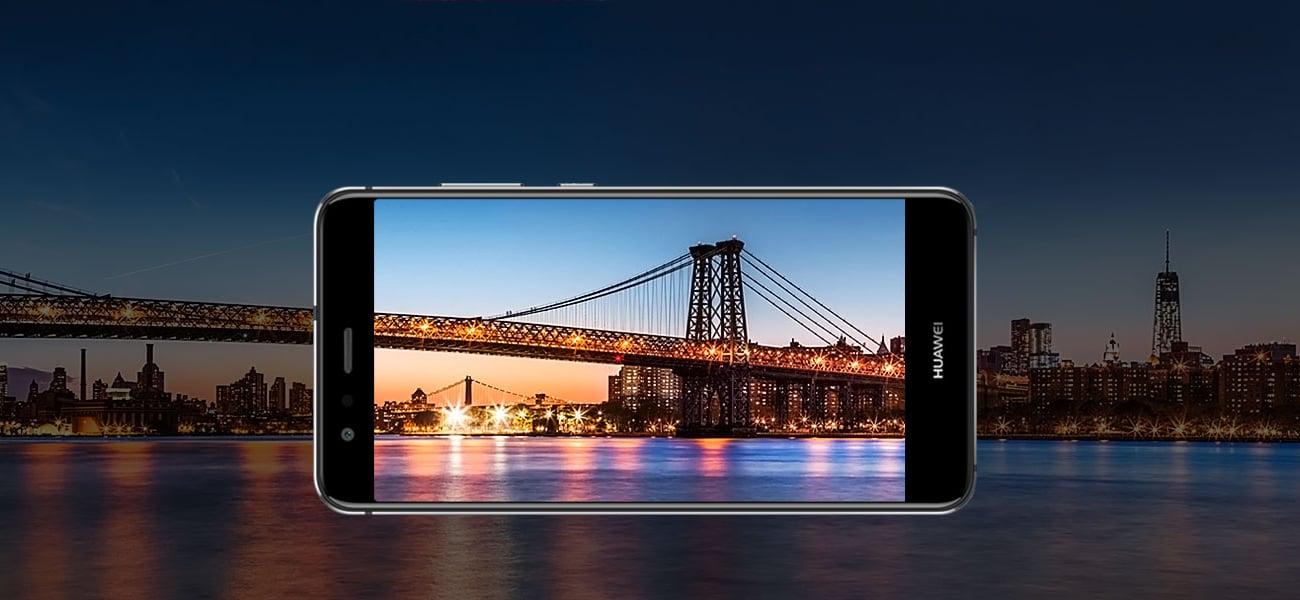 Huawei P10 Lite artystyczne algorytmy fotograficzne aparat 13 mpix