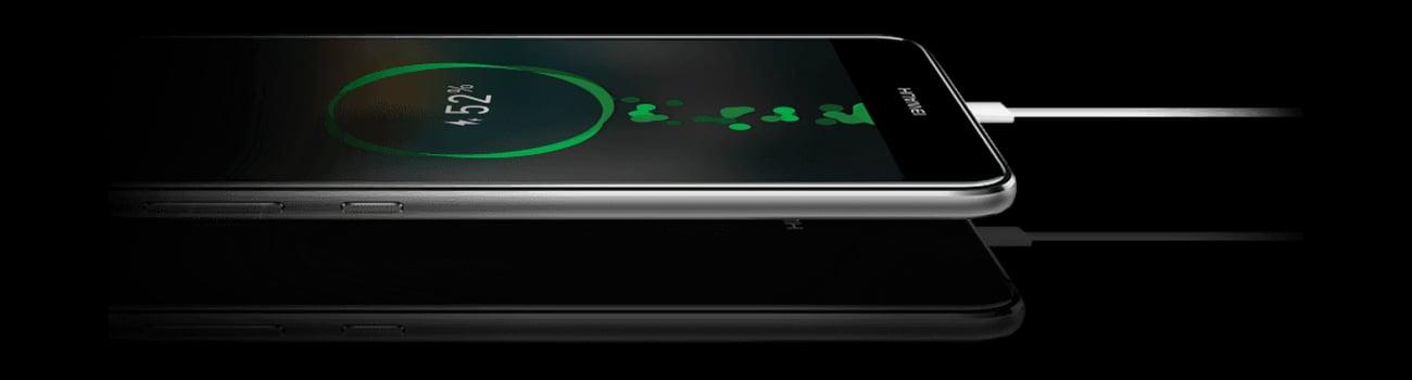 Huawei P10 Lite bateria quick charge