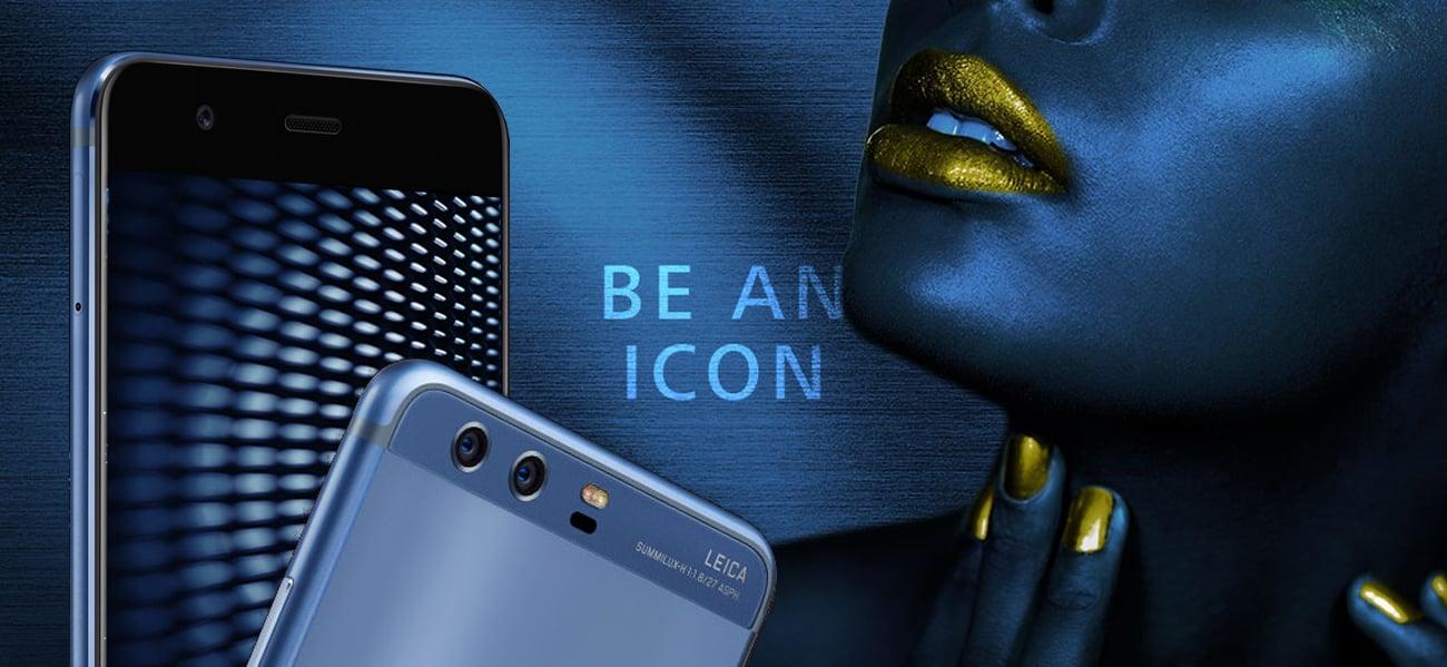 Huawei P10 Plus Graphite Mystic Silver rzemieślnicza precyzja wykonania