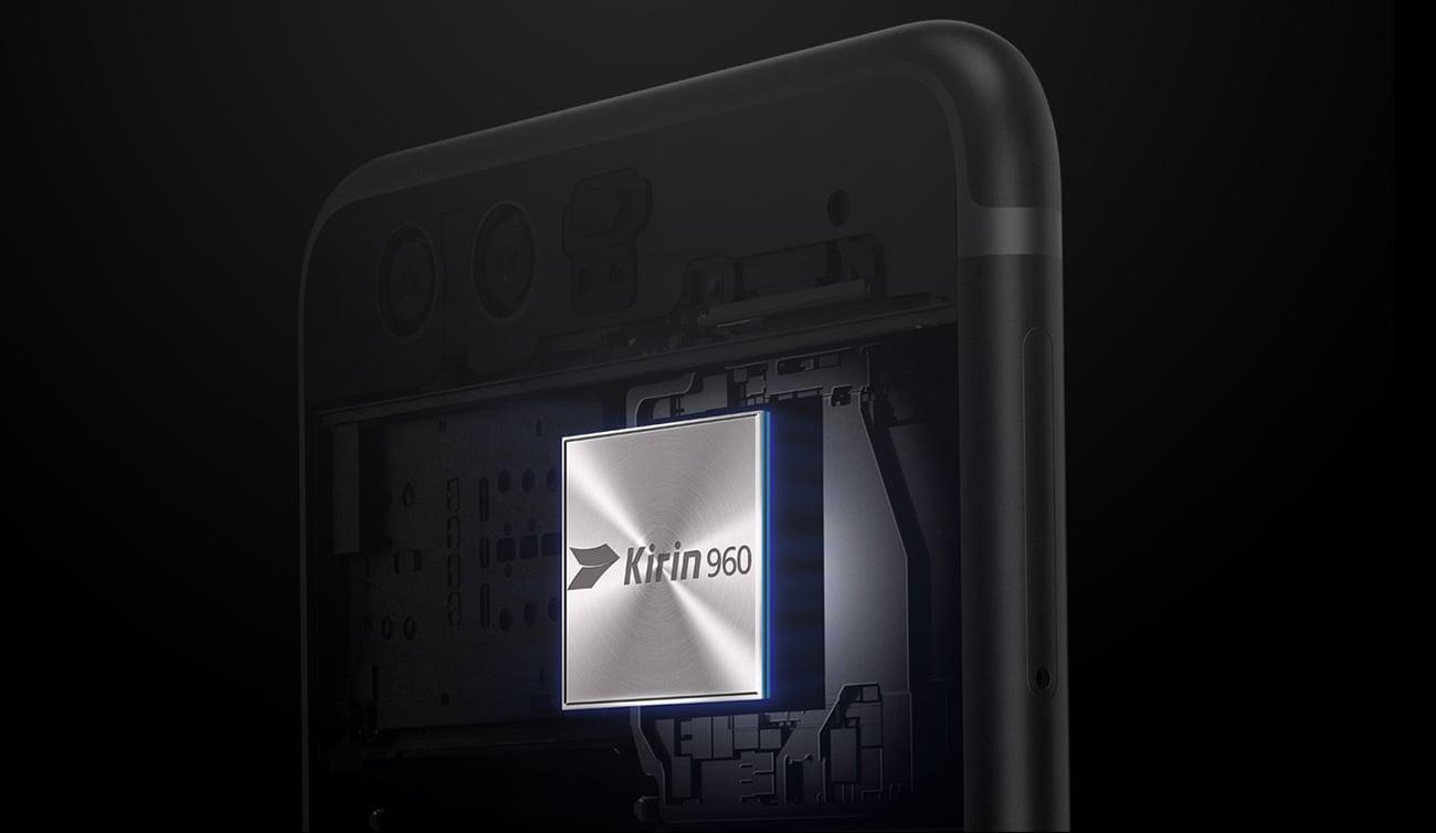 Huawei P10 Plus Graphite Black procesor octa-core kirin 960