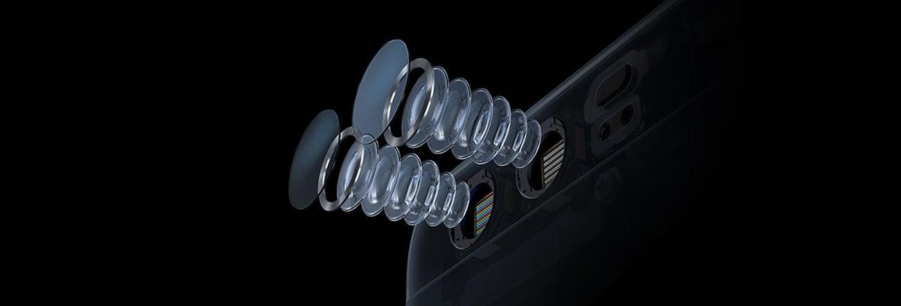 Huawei P10 Plus Graphite Black podwójny aparat leica