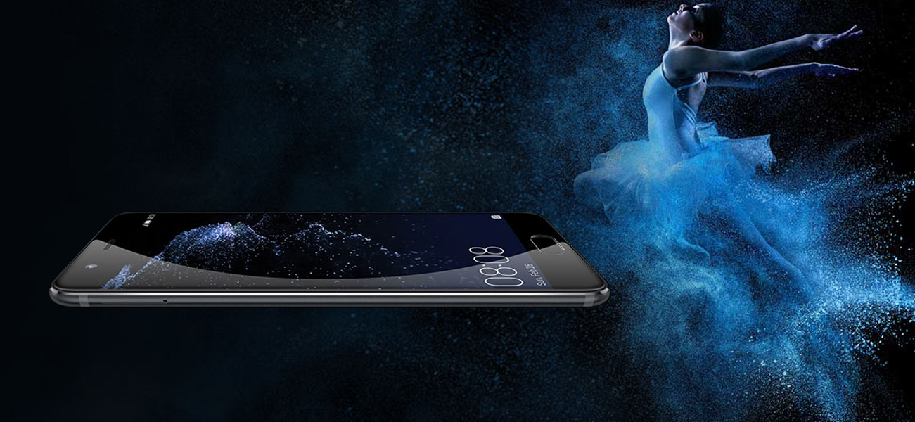 Huawei P10 Plus Graphite Black czytnik linii papilarnych