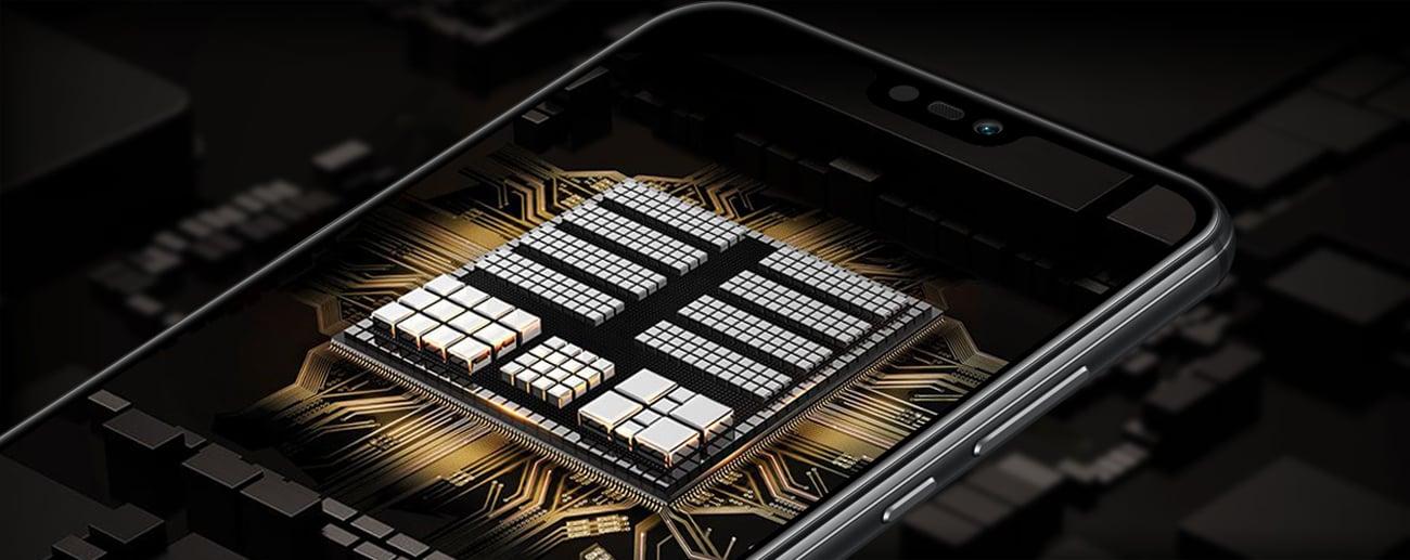 Huawei P20 lite ośmiordzeniowy procesor kirin 659