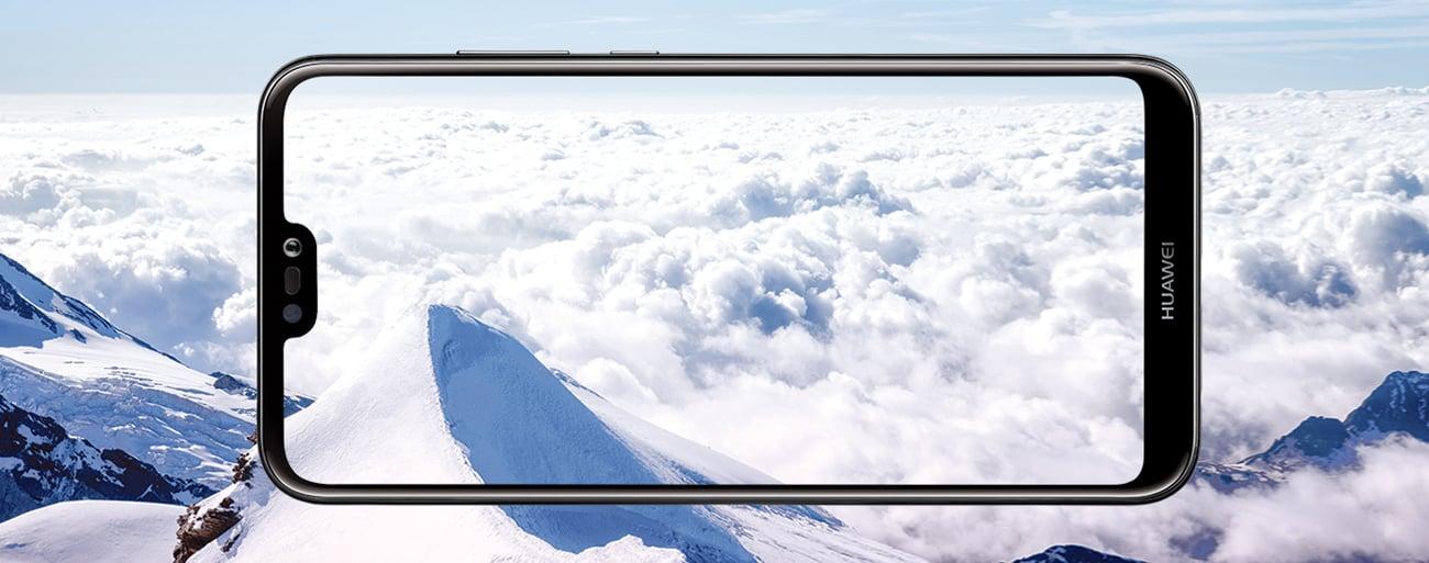 Huawei P20 Lite ekran fullview 2.0 19:9 5,84