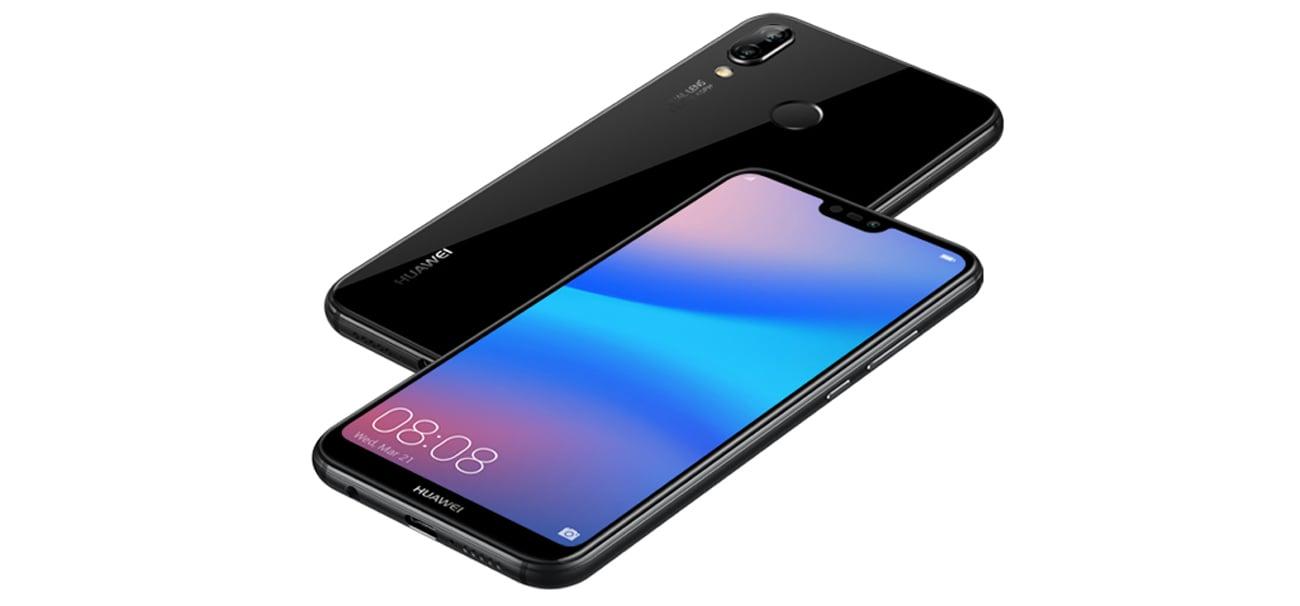 Huawei P20 Lite szybkie płatności moduł NFC
