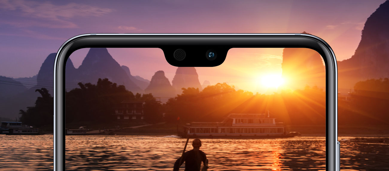 Huawei P20 ekran OLED 6,1 full hd+ fullview 2.0