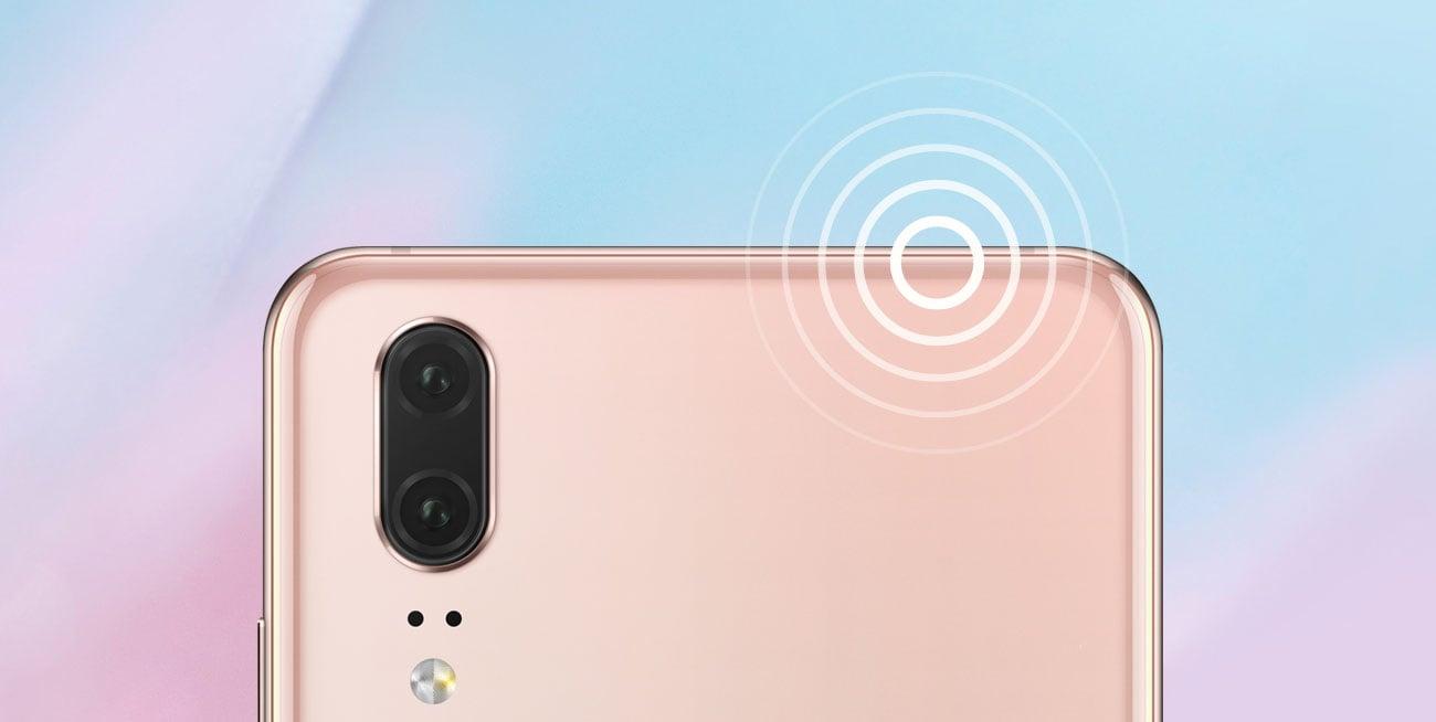Huawei P20 szybkie płatności moduł NFC