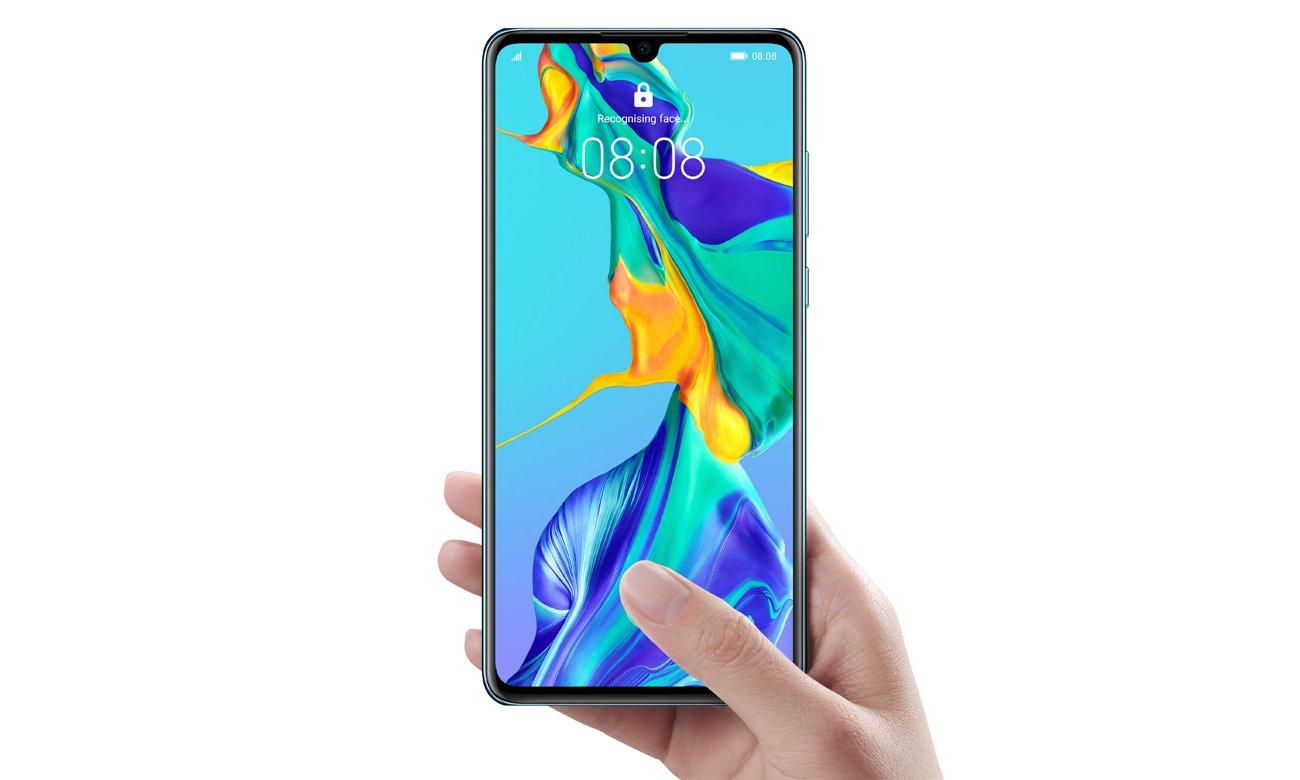 Huawei P30 tryb nocny telefoto