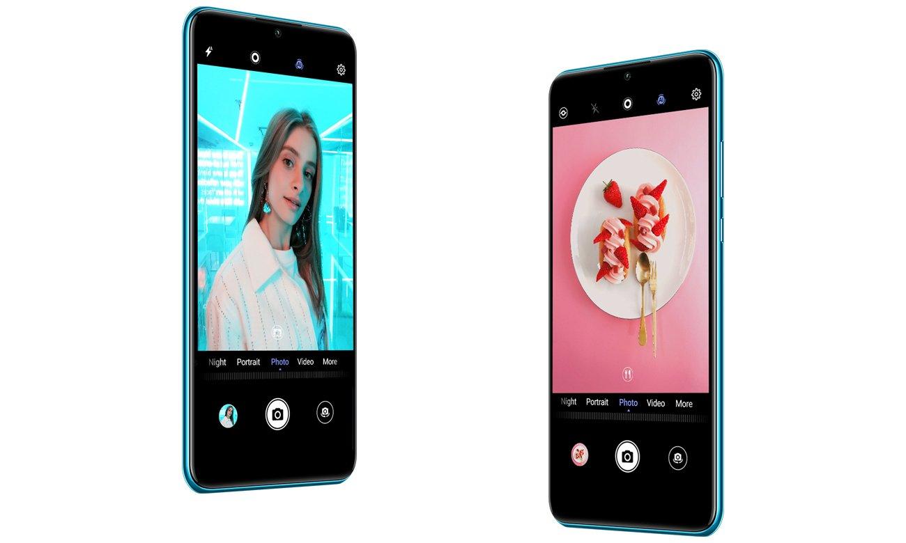 Huawei P30 Lite kamera z AI