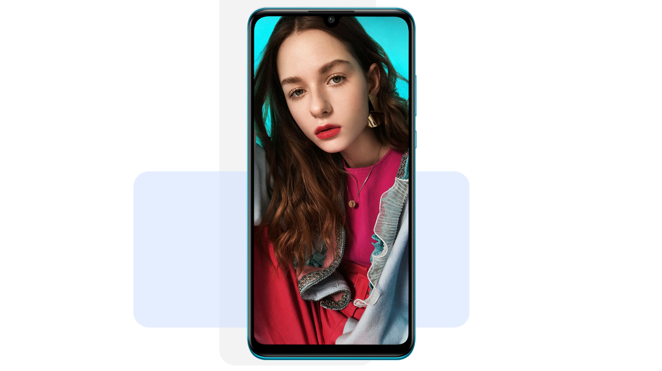 Huawei P30 lite aparat selfie 24 Mpix