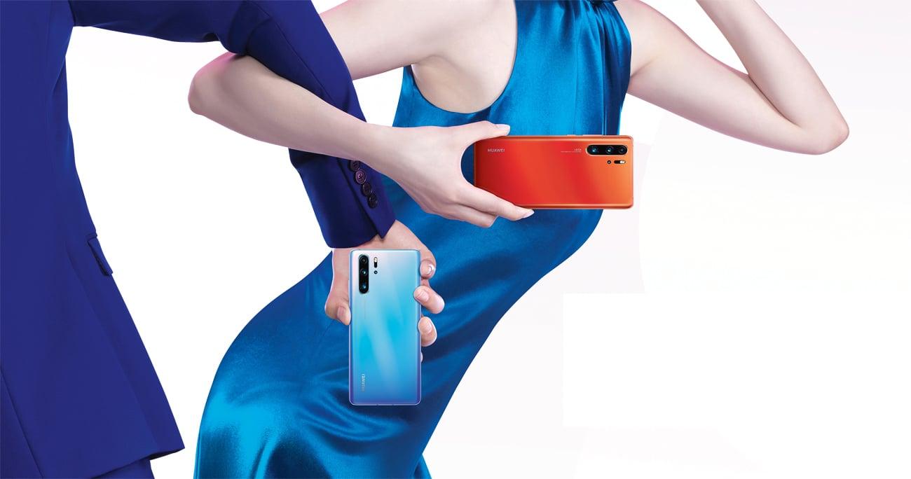 Huawei P30 pro aparat selfie 32 Mpix