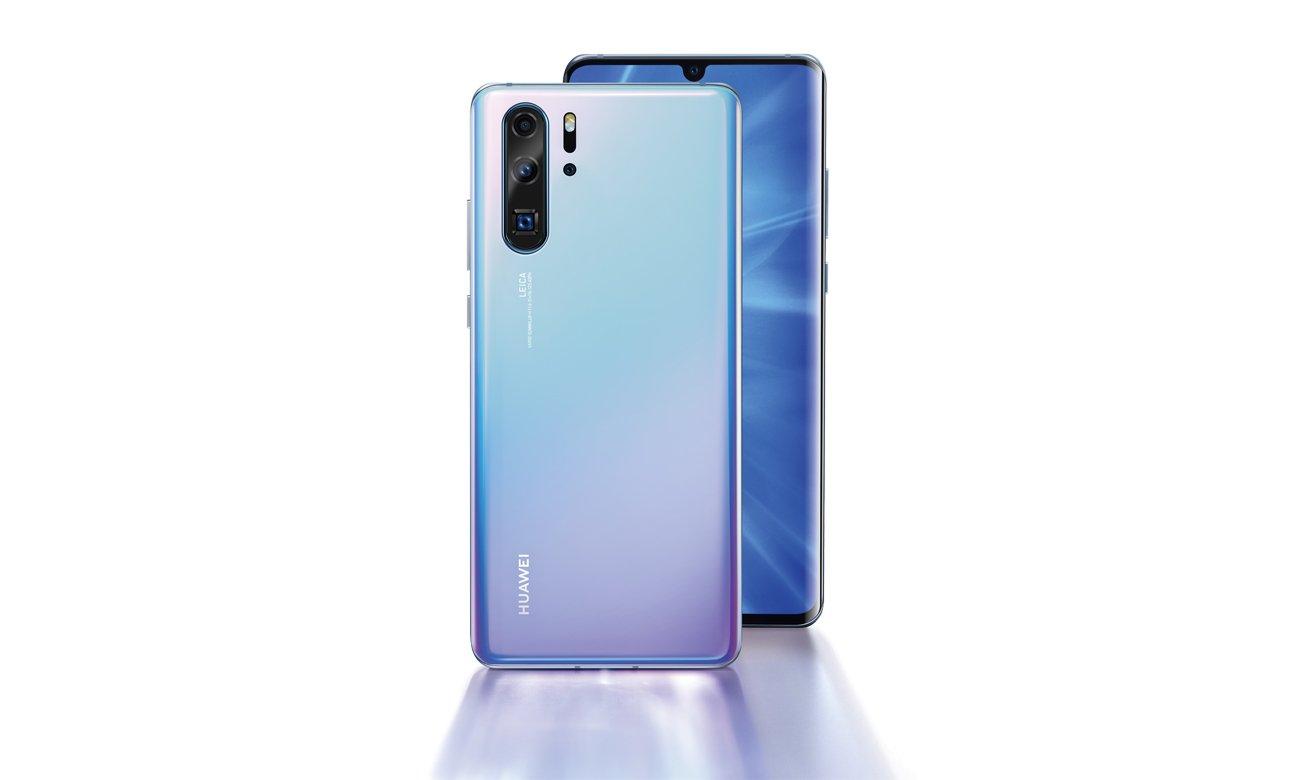 Huawei P30 pro блискавично швидко передає дані