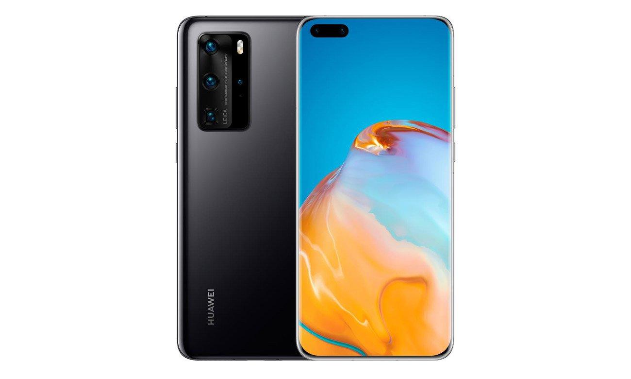 Smartfon HUAWEI P40 Pro czarny