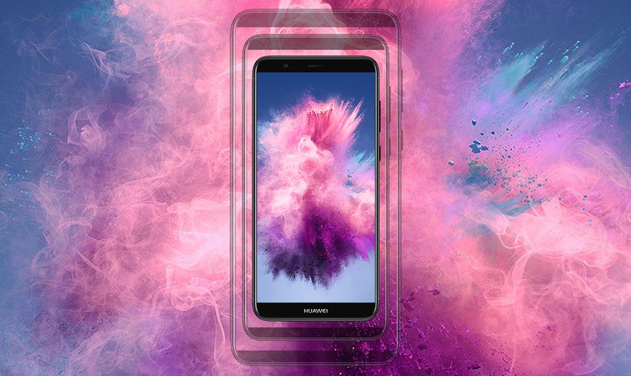 Huawei P Smart ekran 5,65 fullview fhd+