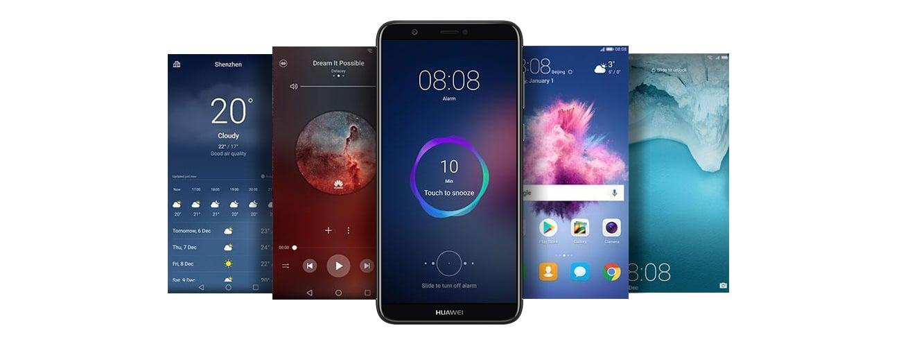 Huawei P Smart android oreo emui 8.0