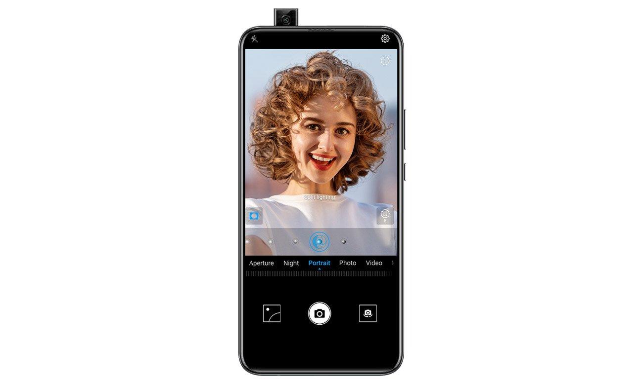 HUAWEI P Smart z zmechanizowana kamera