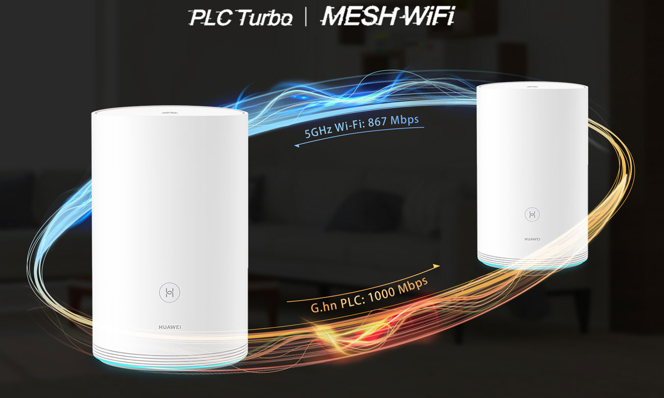 System Mesh Wi-Fi Huawei Q2 Pro