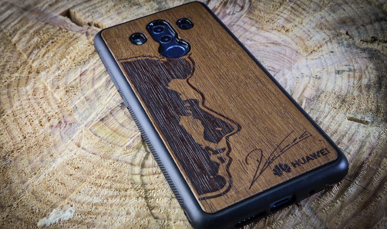 Real Wood Case RL