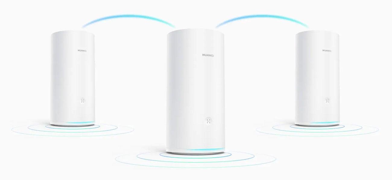 Huawei WiFi Mesh WS5800-20 - Łączność Mesh