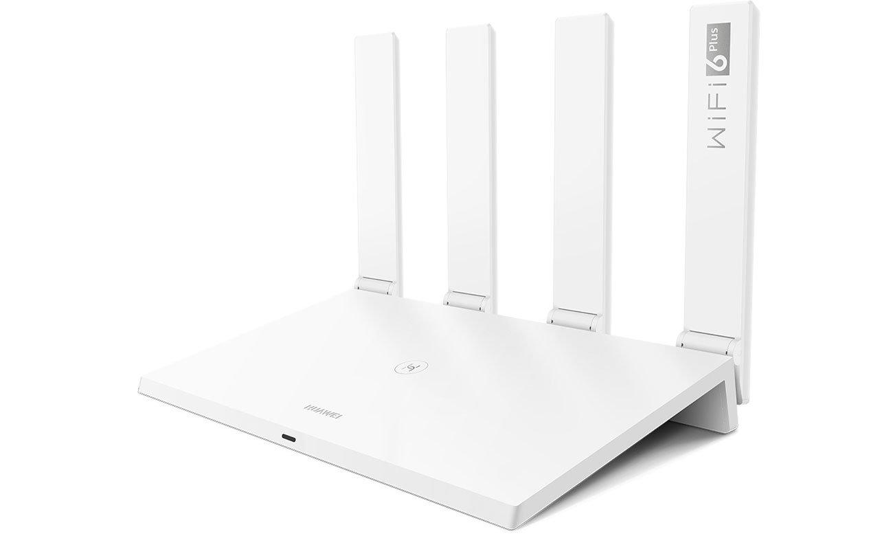 Router Huawei AX3 Dual-core (3000Mb/s a/b/g/n/ac/ax)