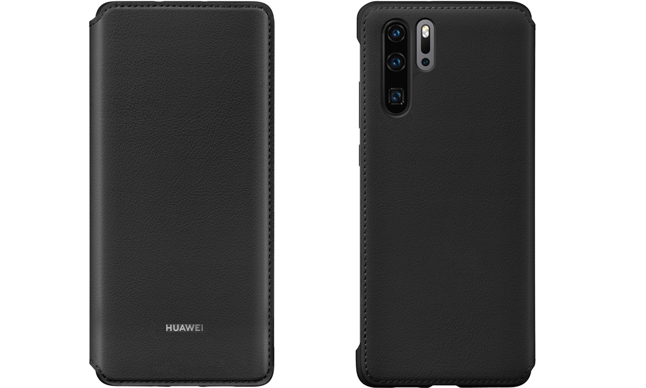 Etui z klapką Wallet Cover do Huawei P30 Pro