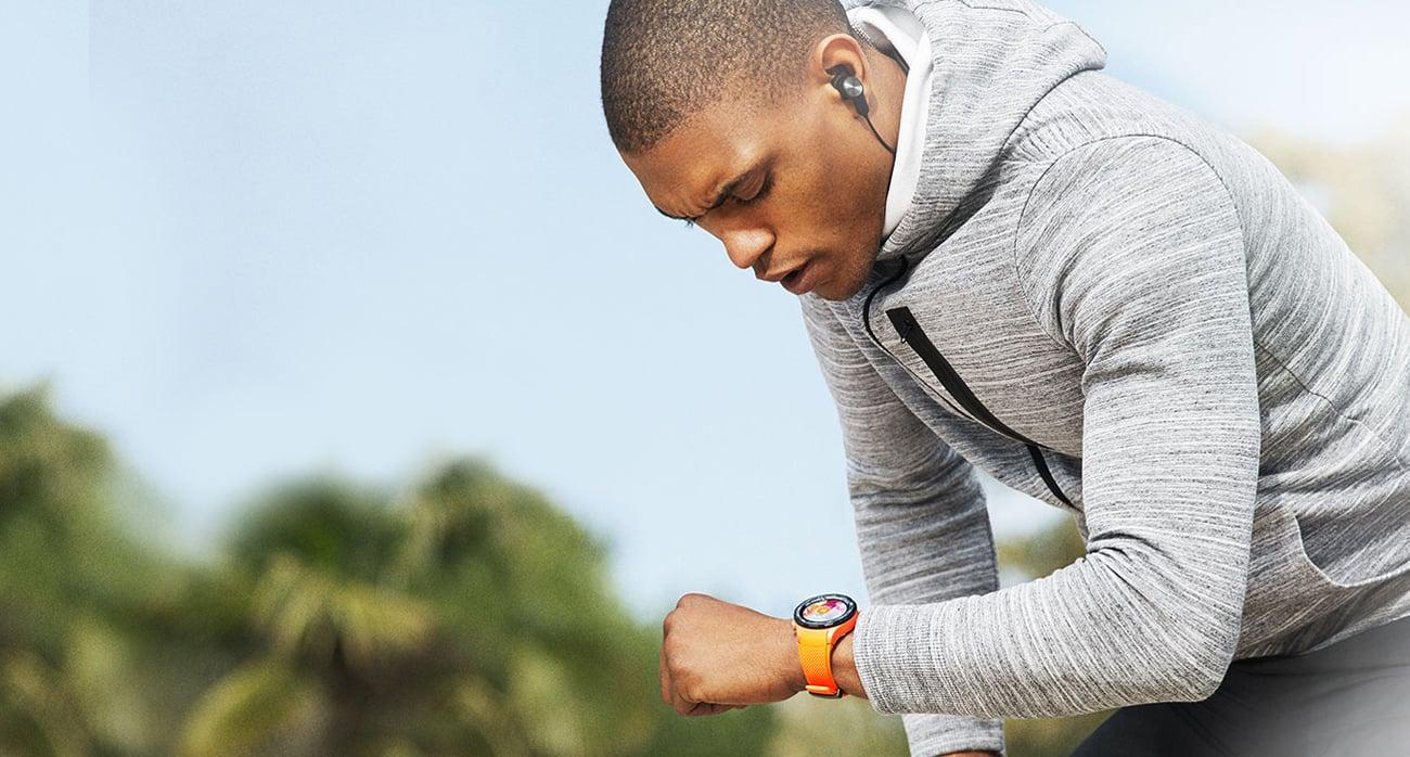 Huawei Watch 2 Sport LTE nawigacja gps
