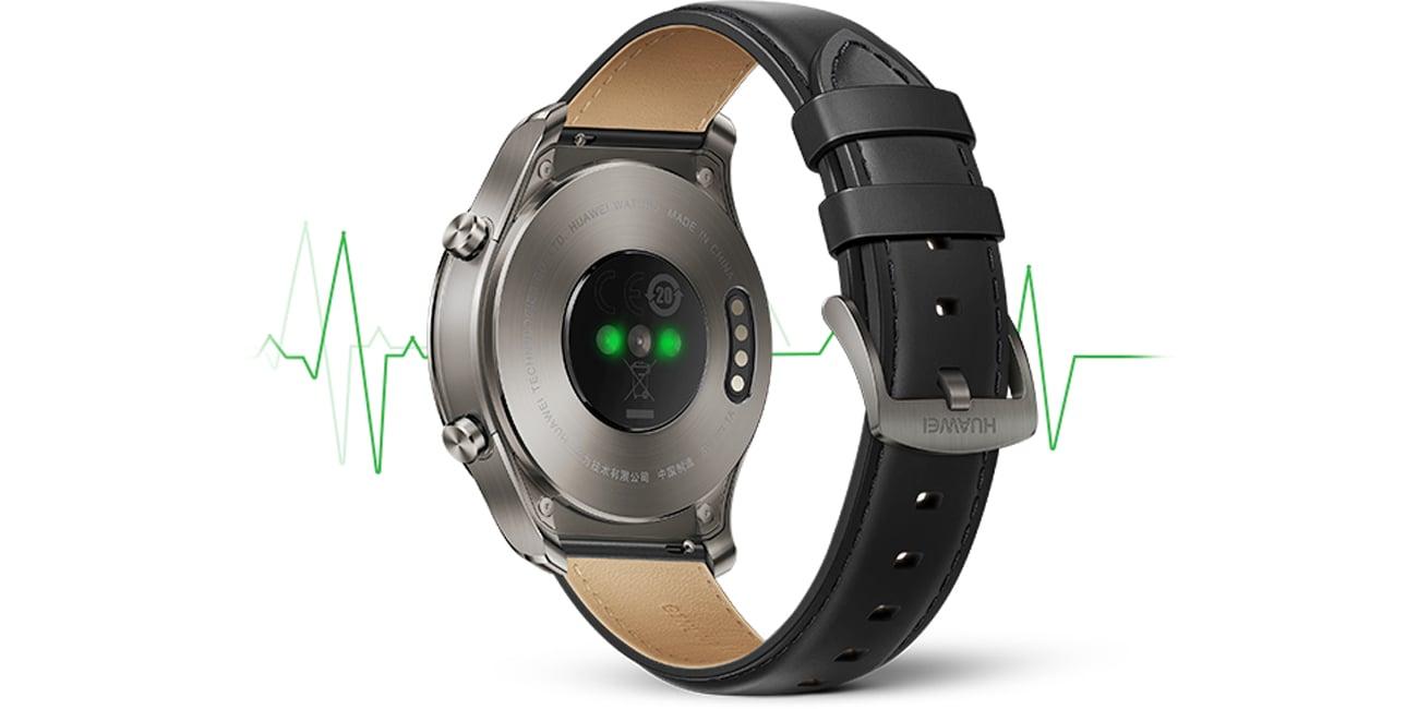 Huawei Watch 2 Sport LTE zestaw czujników aktywności