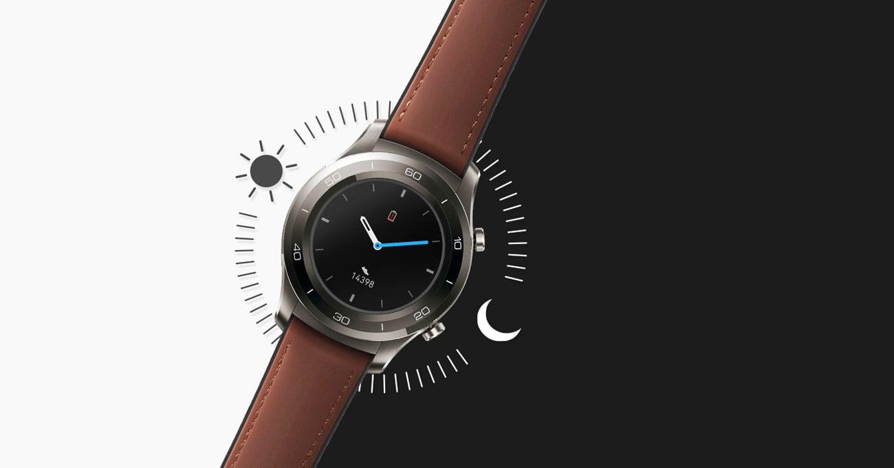 Huawei Watch 2 Sport LTE bateria 420 mAh ładowanie indukcyjne