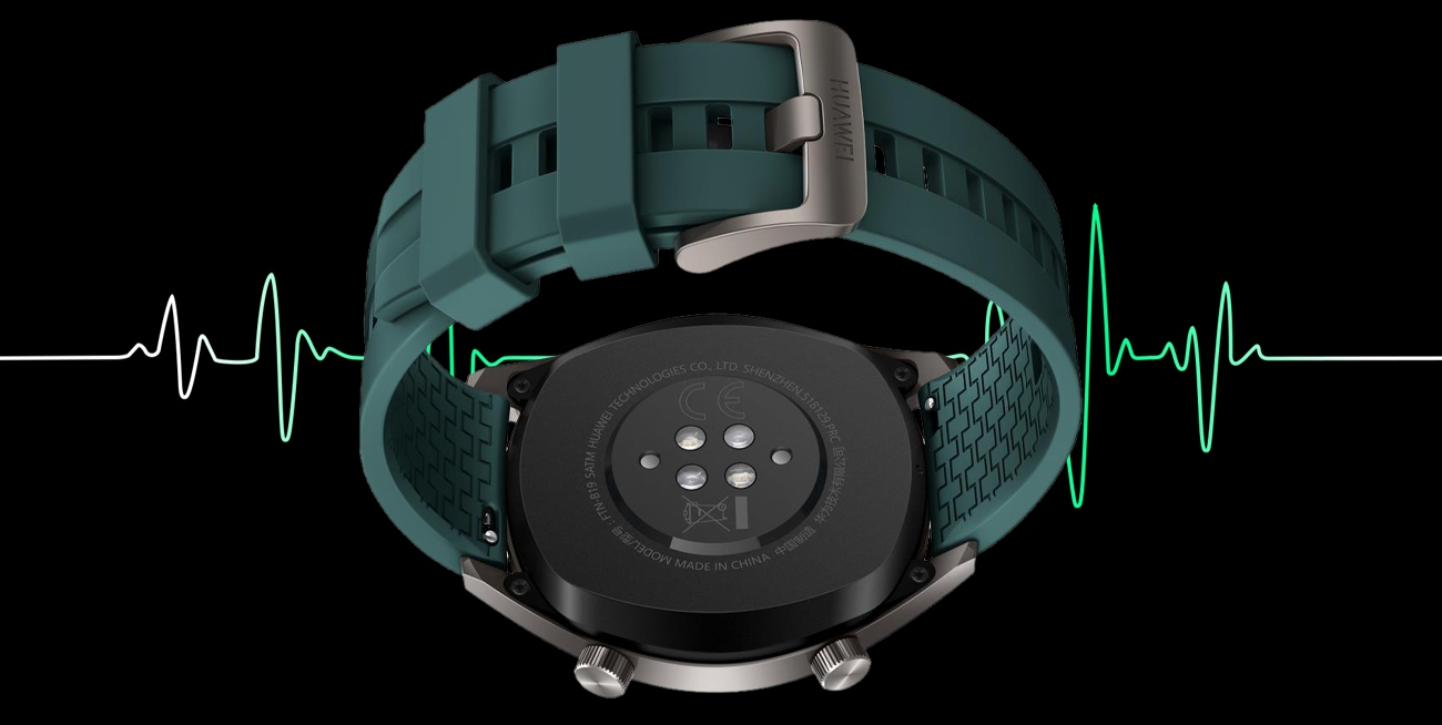 Huawei Watch GT inteligentny trener pulsometr