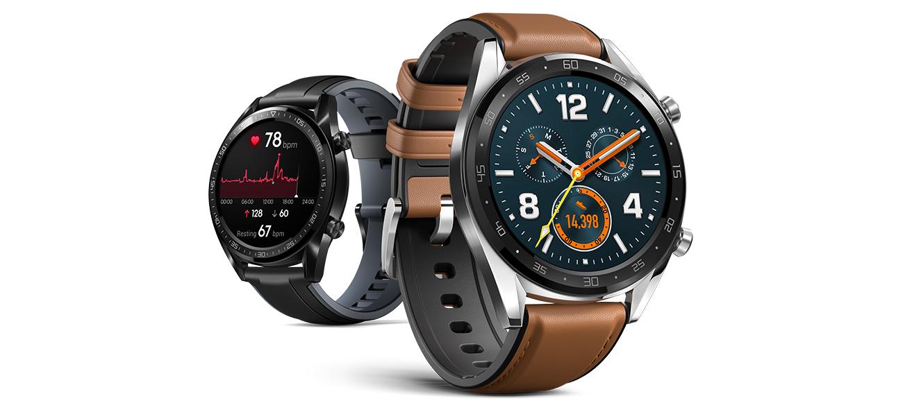Huawei Watch GT ceramiczna koperta