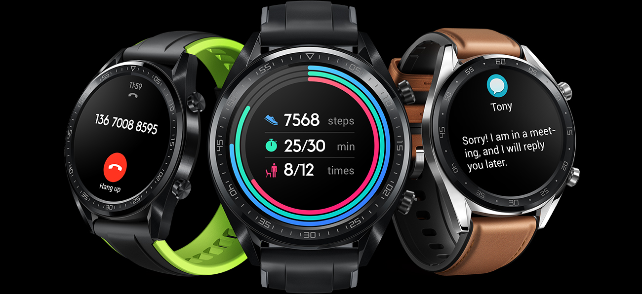Huawei Watch GT inteligentny trener