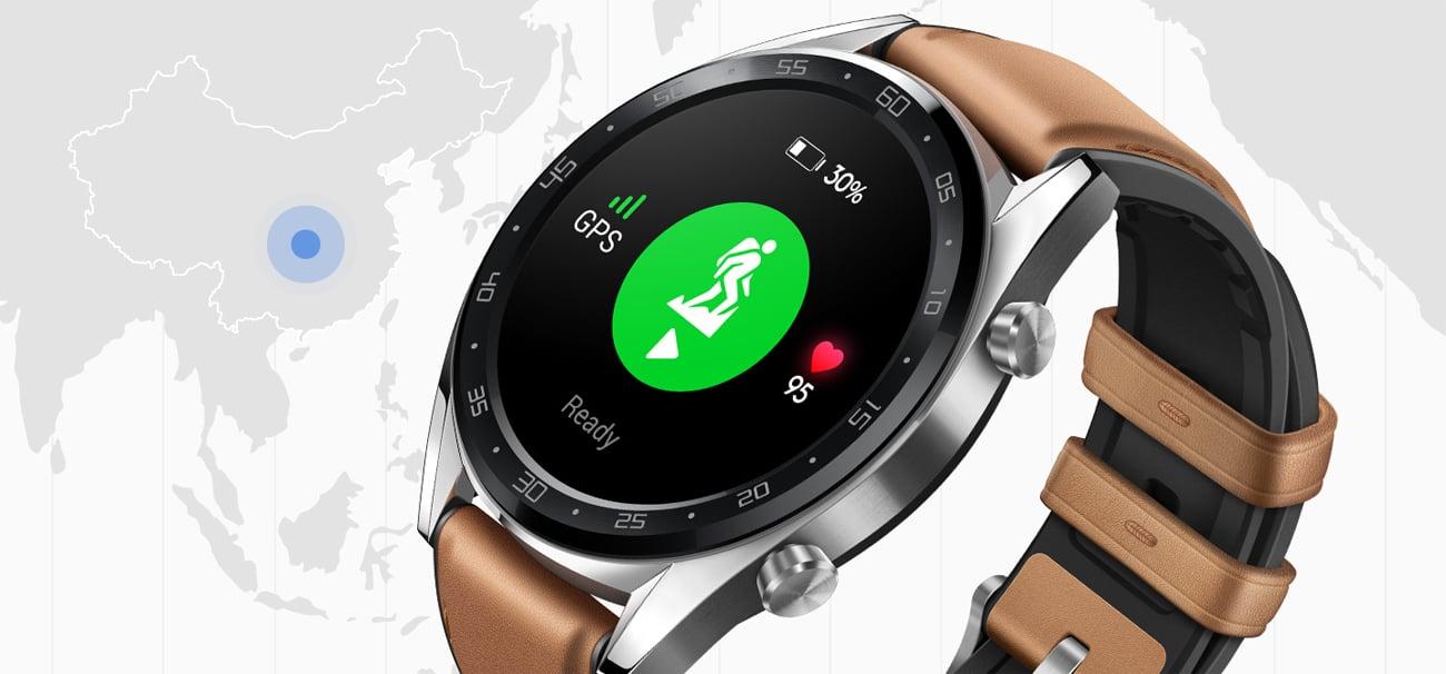 Huawei Watch GT zestaw czujnikow