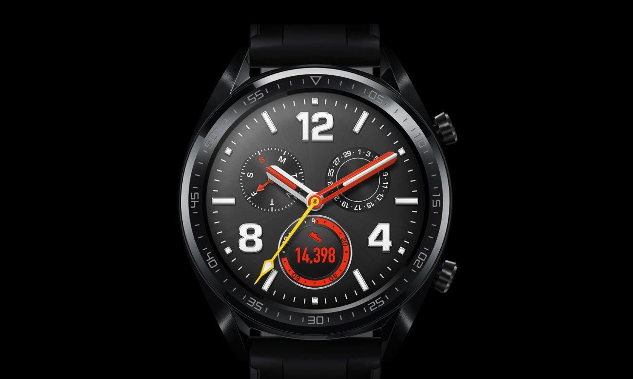 Huawei Watch GT nawigacja gps